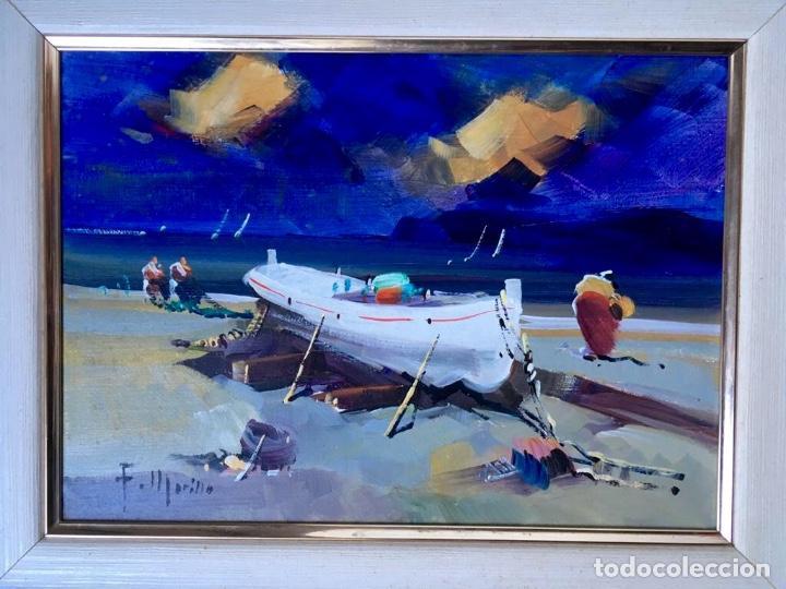 Arte: Óbra de pintor y acuarelista FRANCISCO LOZANO MORILLO. - Foto 9 - 148321570