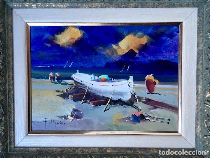 Arte: Óbra de pintor y acuarelista FRANCISCO LOZANO MORILLO. - Foto 10 - 148321570