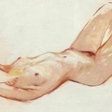 Arte: LLUÍS RIBAS - ÓLEO SOBRE TELA - FIRMADO. Lote 148919230