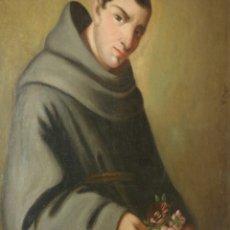 Arte: ZURBARAN, FRANCISCO DE (BADAJOZ,1598- MADRID,1664)SEGUIDOR DE: SAN DIEGO DE ALCALA. Lote 149357885
