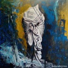 Arte: PINTURA SOBRE TELA ORIGINAL FIRMADA. Lote 149529802