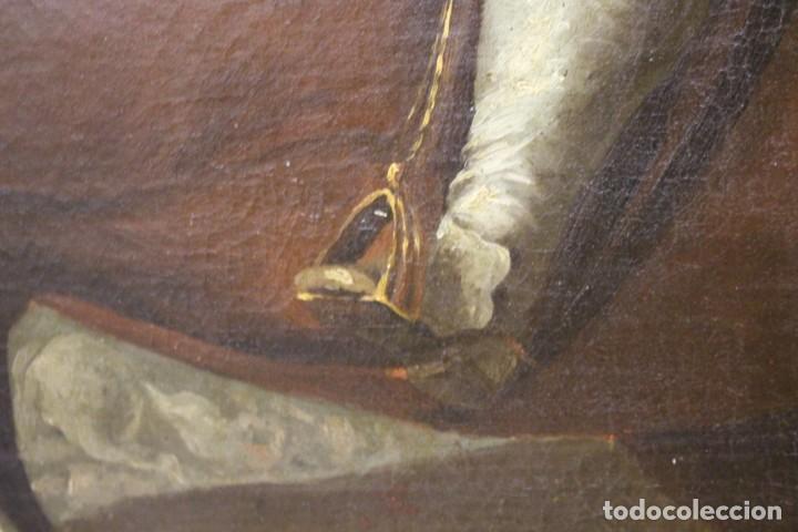 Arte: Gran retrato ecuestre del Cardenal Infante don Fernando de Austria en Nördlingen , siglo XVIII - Foto 14 - 149650182