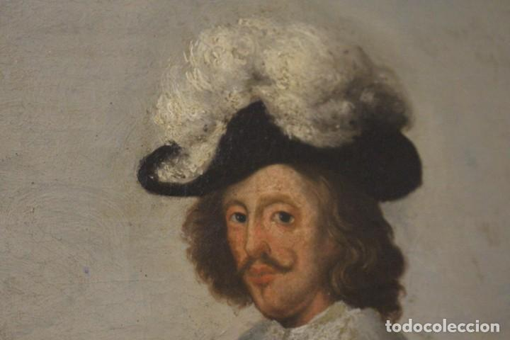 Arte: Gran retrato ecuestre del Cardenal Infante don Fernando de Austria en Nördlingen , siglo XVIII - Foto 19 - 149650182