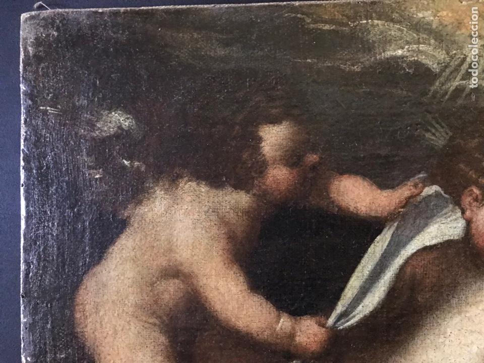 Arte: Escuela de Tiziano, Venecia siglo XVI - Foto 3 - 149726630