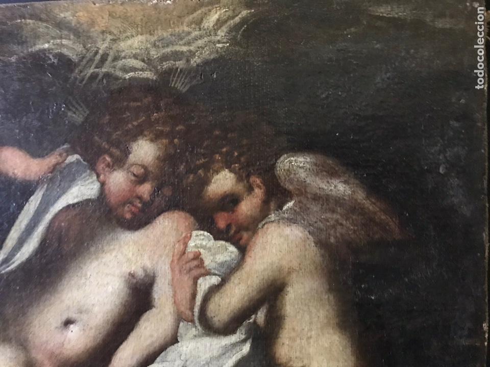 Arte: Escuela de Tiziano, Venecia siglo XVI - Foto 5 - 149726630