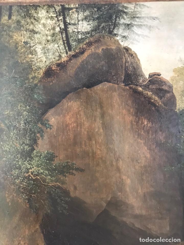 Arte: Johann Balthazar Bullinger, swiss , XVIII century. Paysage. - Foto 2 - 149789201