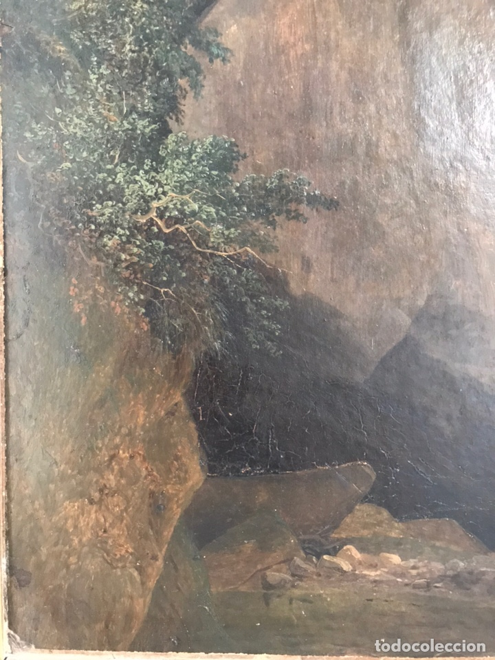 Arte: Johann Balthazar Bullinger, swiss , XVIII century. Paysage. - Foto 5 - 149789201