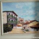Arte: CUADRO RURAL FIRMADO SABATER. Lote 149989958