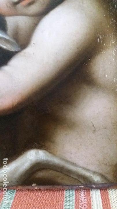 Arte: LUINI, BERNARDINO (LUINO 1485- MILÁN 1532): SAN JUANITO - Foto 5 - 150201058