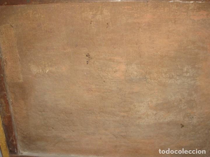 Arte: Oleo sobre Lienzo, S.XIX, Motivo Taurino - Foto 5 - 36476934
