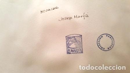 Arte: CUADRO ACUARELA - MOJACAR - JOSEP MARFA GUARRO - BARCELONA - - Foto 8 - 151043386