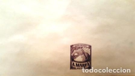 Arte: CUADRO ACUARELA -JOSEP MARFA GUARRO - BARCELONA - - Foto 8 - 151044314