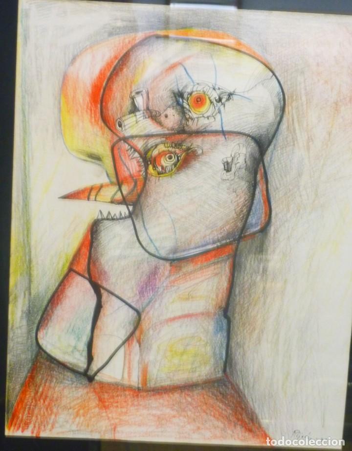 Arte: Juan Pijoan composición - Foto 2 - 151357482
