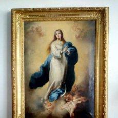 Arte: PINTURA ESPAÑOLA. INMACULADA DEL ESCORIAL.. Lote 151410410