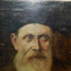 Arte: (BF) OLEO ORIGINAL DE LUIS GRANER ARRUFI ( 1863 - 1929 ) PINTOR REALISTA ESPAÑOL. Lote 151429050