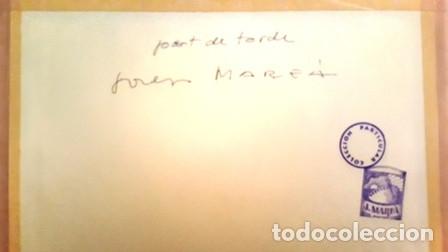 Arte: PINTURA ACUARELA - PORT DE TARDA - DE - JOSEP MARFA GUARRO - BARCELONA - - Foto 8 - 151465414