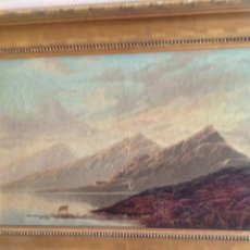 Arte: PAISAJE HIGHLAND,CHARLES LESLIE.. Lote 151496030