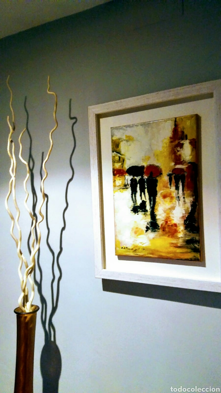 Arte: Cuadro, óleo, Pintor, Rosario Tinoco 1941 - Foto 2 - 150596906