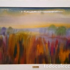 Arte: PINTURA ACUARELA - PAISATGE - DE - JOSEP MARFA GUARRO - BARCELONA -. Lote 151606210