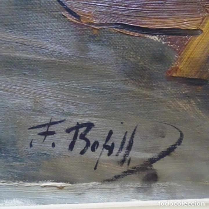 Arte: Gran Óleo de Fidel bofill.rupit. - Foto 13 - 151656046