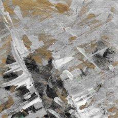 Arte: DELIRIUM-ACRYLIC AND OIL ART 11.5X15 CM. Lote 151911330
