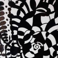 Arte - ABSTRACTO sobre Cartulina ( SIN MARCO ),(SANTA) n 0026 CON LA COMPRA DE 5 CARTULINAS ABSTRACTA 1 - 151987174