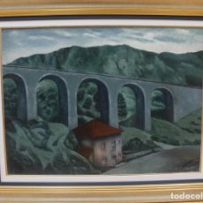 Arte: ORMAOLEA (ELANTXOBE 1912 - 1984). Lote 152136710