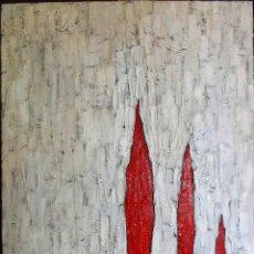 Arte - Heridas, óleo sobre lienzo 73 X 50. Artista: demonio - 152157850