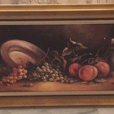 Arte: PINTURA FIRMADA POR C. PILA MONTES. Lote 152228293