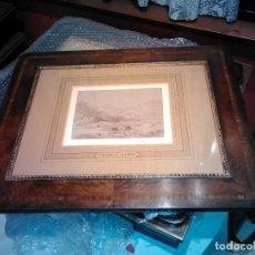 Arte: LOTE DE TRES CUADROS CON MARCAJE FRANCIS BARRET.. Lote 152365854