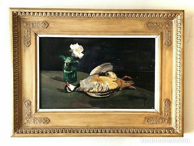 RAFAEL DURANCAMPS (SABADELL, 1891-1979) (Arte - Pintura - Pintura al Óleo Contemporánea )