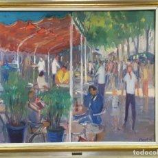 Arte: JOSEP POMÉS ( PINTOR DE ( TARRAGONA ). Lote 152547210