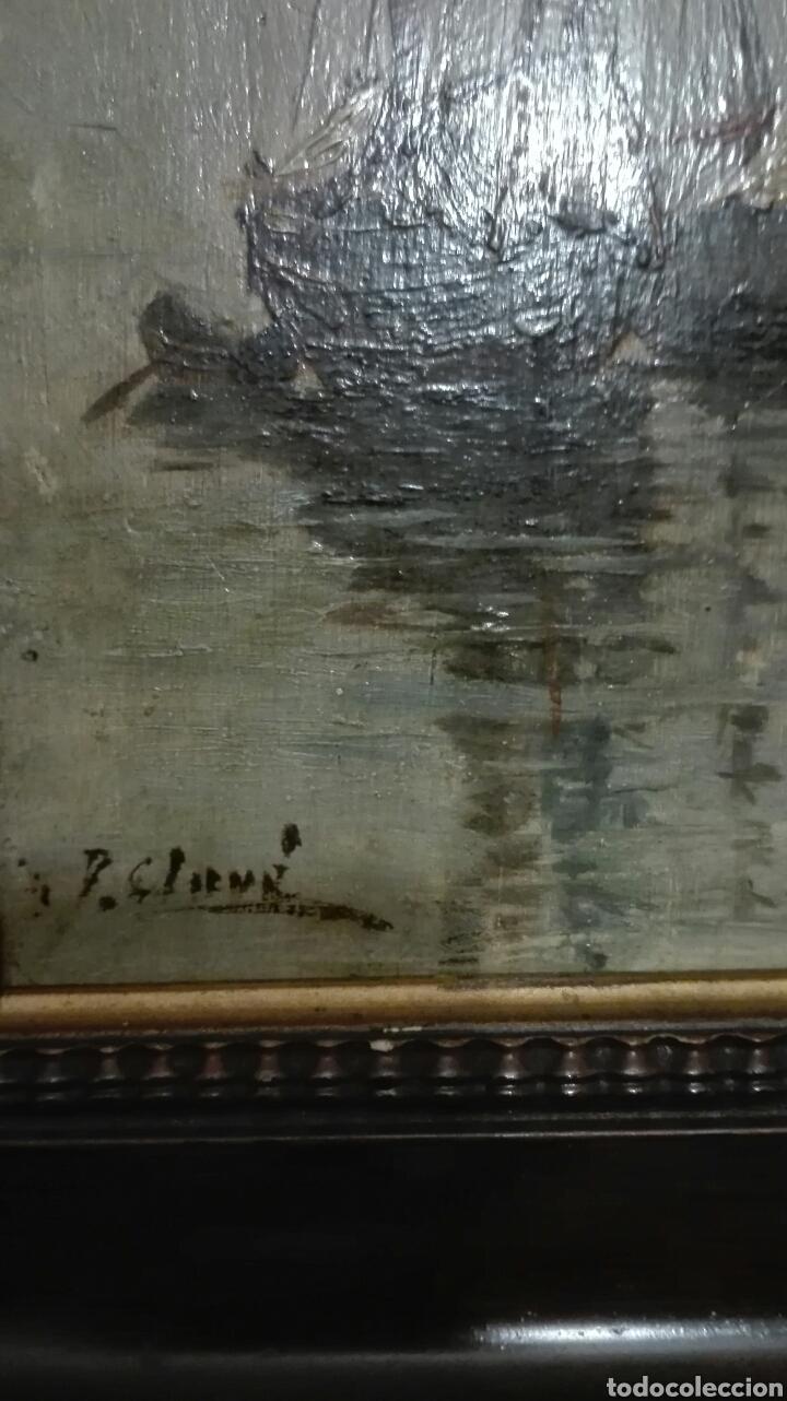 Arte: Tabla antigua - Foto 2 - 152603225