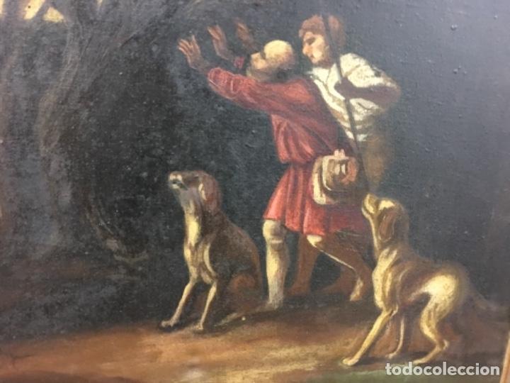 Arte: Antiguo cuadro Carratala 70x60 con marco lienzo 53x63 - Foto 2 - 152629434