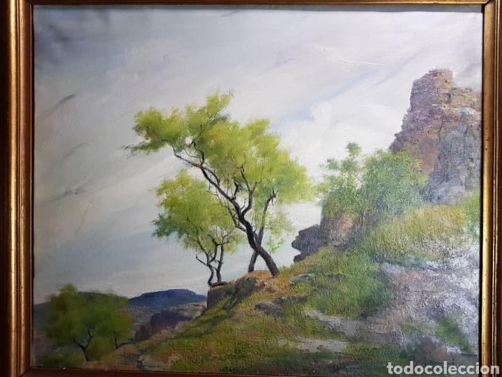 PAISAJE POR JOSEP FERRE REVASCALL (Arte - Pintura - Pintura al Óleo Contemporánea )