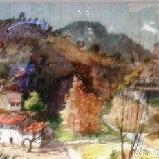 Arte: MATIAS MANDILEGO PAISAJE . Lote 152884074