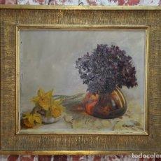 Arte - OLEO SOBRE LIENZO FIRMADO BATALLA - 153097342