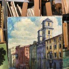 Arte: MADRID, VISTA DE LA CALLE TOLEDO. Lote 153128282