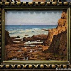Arte: COSTA DE SANTANDER, ANDRES SETUAIN DE LA TORRE. Lote 153130662