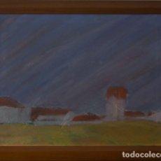 Arte: PAISAJE. AUTOR: GUERRA MOLINS, CRISTÓBAL. Lote 153130714