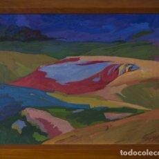 Arte: PAISAJE FIRMADO MAESTRE. Lote 153131750