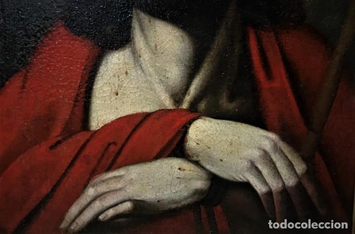 Arte: excepcional ecce homo italiano, s. xvii, circulo guido reni - Foto 12 - 153132622