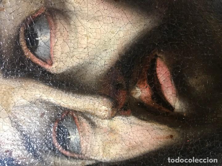 Arte: excepcional ecce homo italiano, s. xvii, circulo guido reni - Foto 20 - 153132622