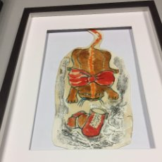 Arte: ROSER ODUBER MUNTANYOLA (1957), TECNICA MIXTA. Lote 151873746