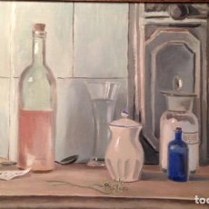 Arte: ANTONIO TENREIRO, CORUÑA ,LUGO,VIGO,PONTEVEDRA,SANTIAGO,ORENSE,MADRID,BARCELONA. Lote 153248534