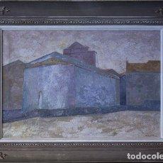 Arte: PAISAJE. AUTOR: LORENZO TARDÓN, RAFAEL. Lote 153387838