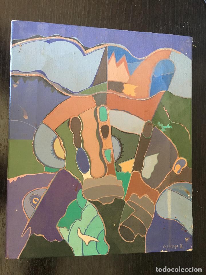 TAROT, CARLOS CASARIEGO (Arte - Pintura - Pintura al Óleo Contemporánea )