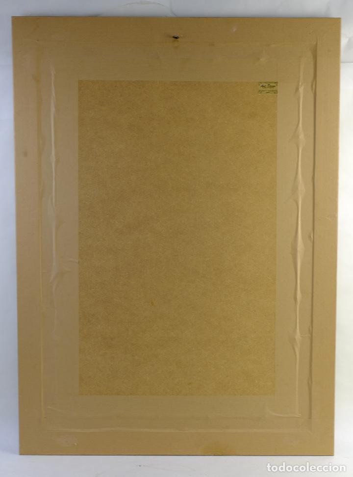 Arte: Óleo sobre lienzo pegado a táblex Virgen Dolorosa primer tercio siglo XIX - Foto 9 - 153461674
