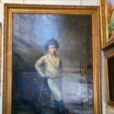 Arte: 1889 RETRATO DEL MÁRQUES DE WILLIAMS & HUMBERT DE AUGUSTO MANUEL DE QUESADA JEREZ DE LA FRONTERA. Lote 153697502