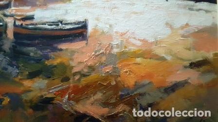 Arte: CUADRO - PINTURA AL OLEO - PORT DE LA SELVA - JOSEP MARFA GUARRO - BARCELONA - - Foto 9 - 153901118